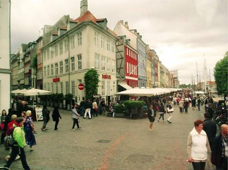 Nyhavn - New Harbour, Copenhagen