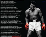 Muhammad Ali by CloudNumber8