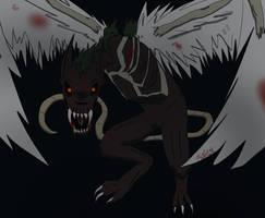 The Jabberwocky by DragonGirl46