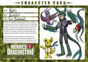 Heroes of Dragonstone App - Kiiri by DragonGirl46