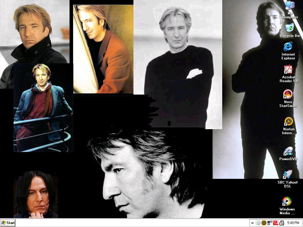 Alan Rickman Screenshot