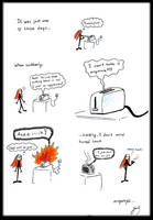 The Toaster by Sliven