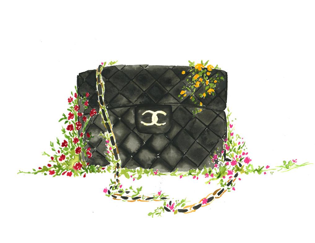 Chanel B S Ring