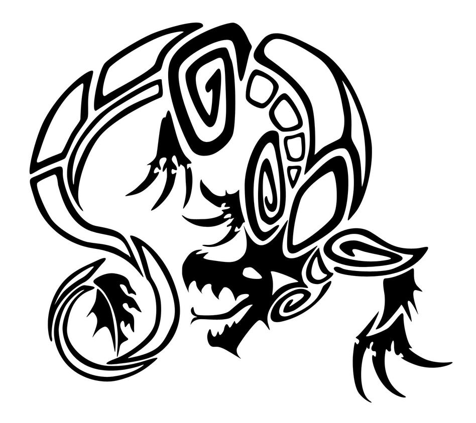 Celtic Snake Tattoo Designs