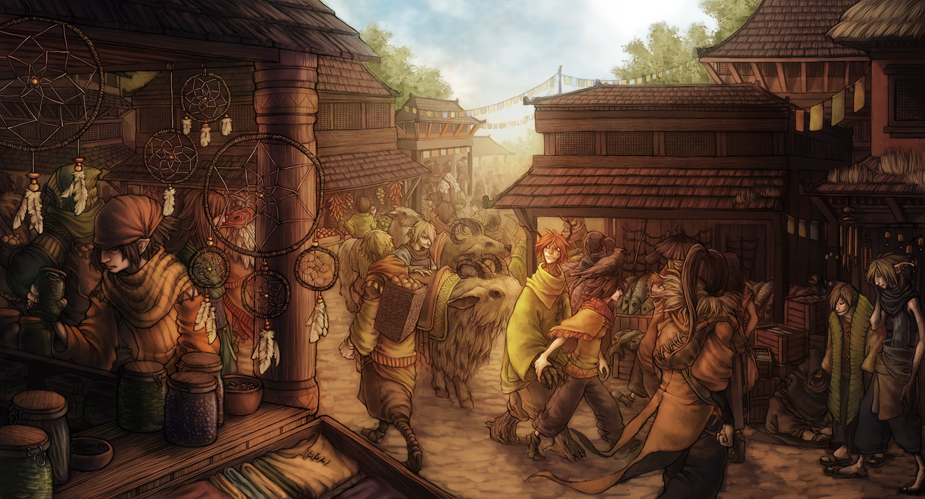 Market by kinixuki