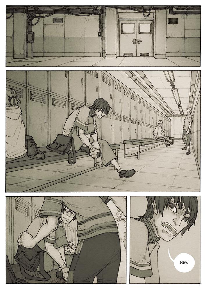 Roommates p01 by kinixuki