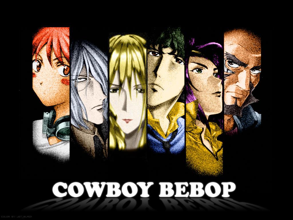 Cowboy Bebop - dubbed anime