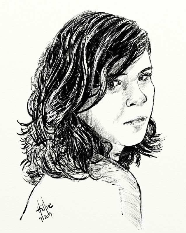 my daughter by psycopix