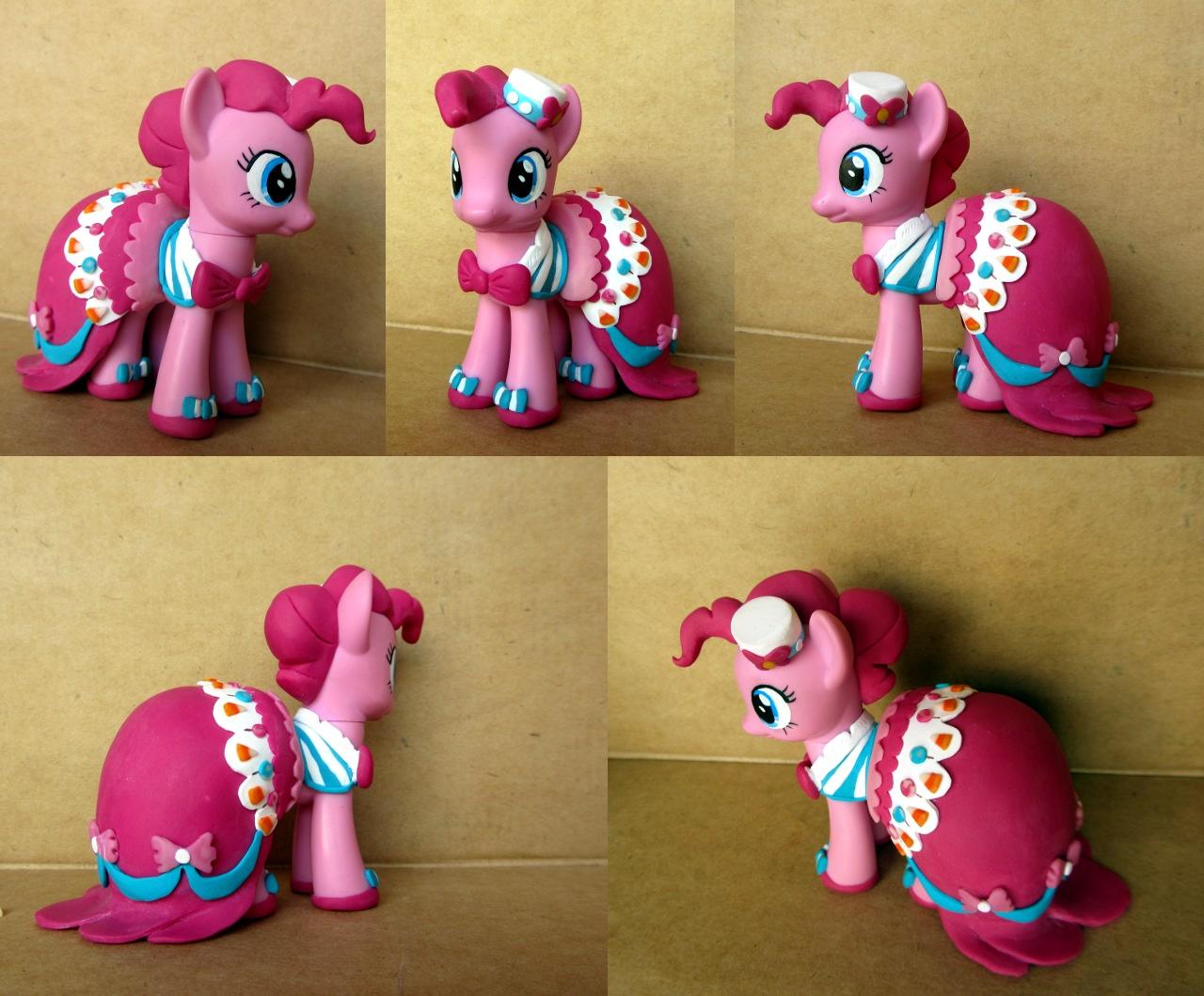 Pinkie Pie in Gala Dress Custom by atelok