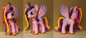Princess Cadance Custom Pony by atelok