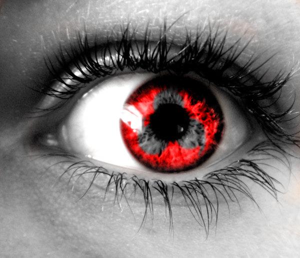 Real Sharingan Eye Contacts Sharingan eye by surzawra