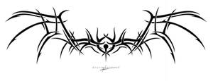 Tribal Dragon Wings