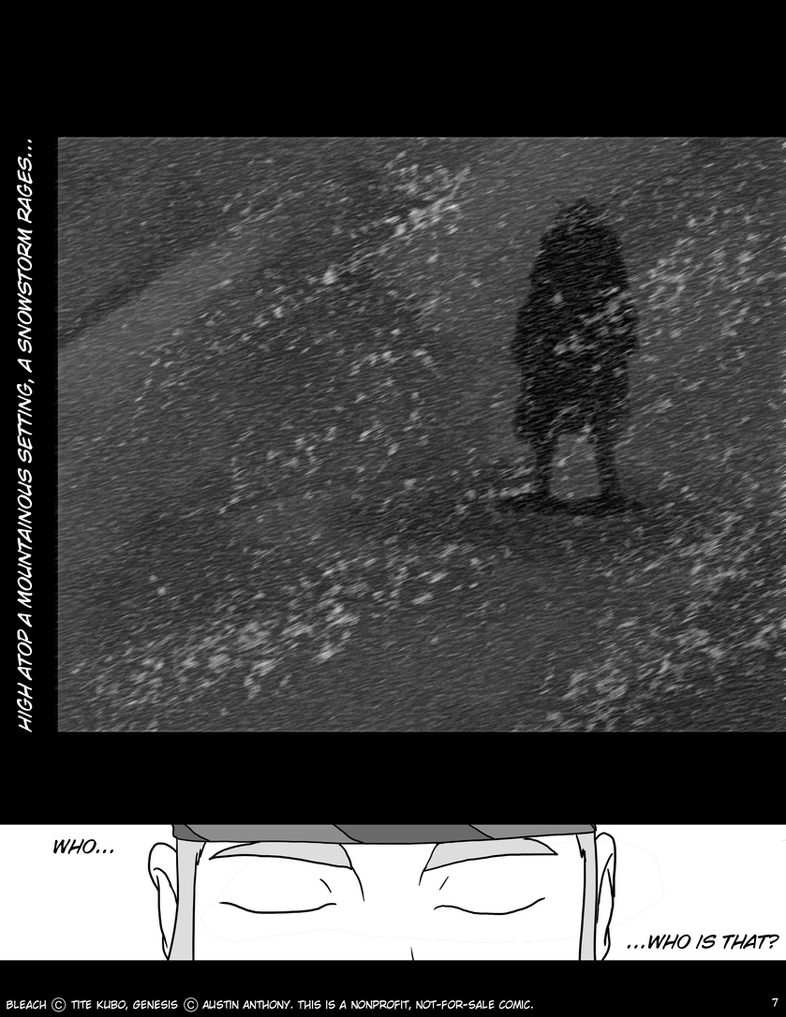 Bleach: Genesis Pg 7 by Awesometacious