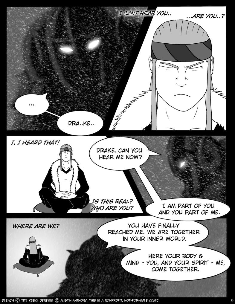 Bleach: Genesis Pg 8 by Awesometacious