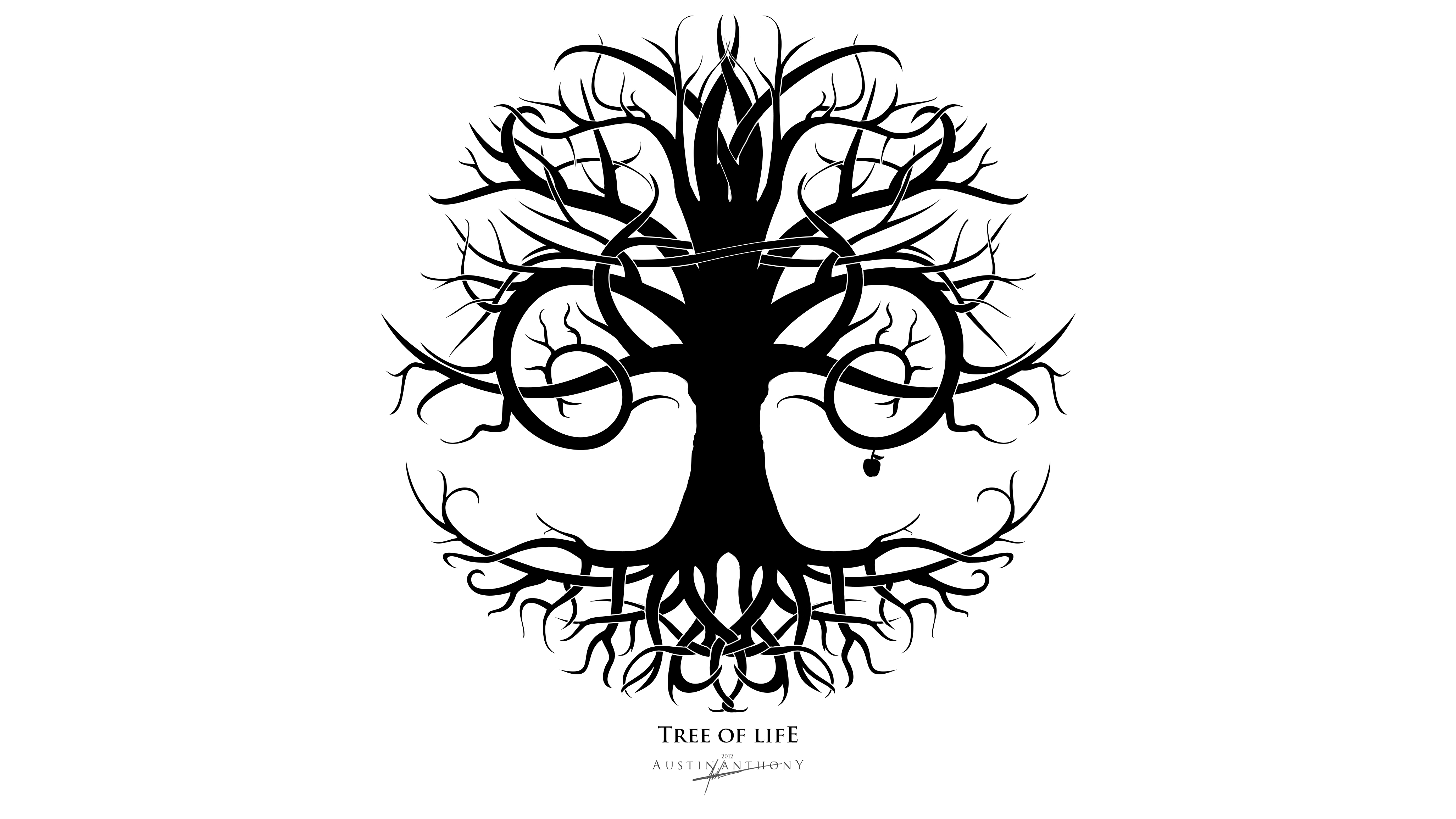 Tribal Tree Of Life: Tree Of Life Tribal By Awesometacious On DeviantArt