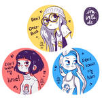 Dont Sticker Set