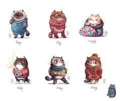 Cozy Cats Club