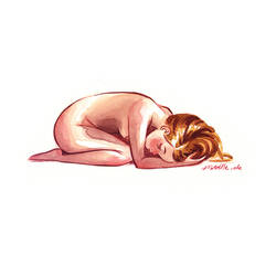 sleeping Beauty by Iraville