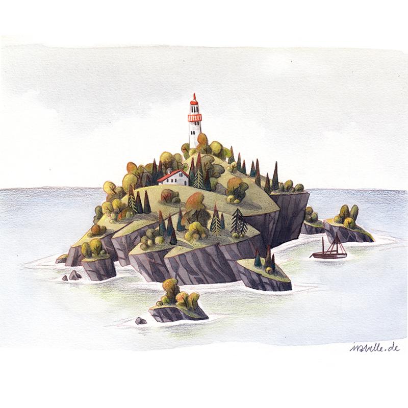 little green island