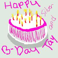 birthday cake by lipazzaner