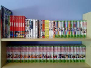 Coleccion manga renovada