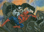 00 Spider-Man vs Venom