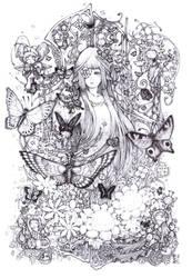 Sophia Nirvana by Amdhuscias