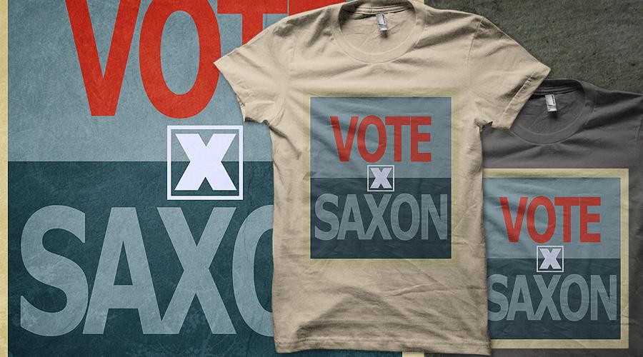 Vote Saxon by rotschwarze