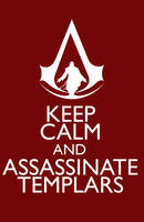Assassinate Templars by rotschwarze