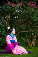 Fa Mulan by rotschwarze