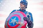 Captain America by rotschwarze