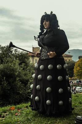 Dalek cosplay