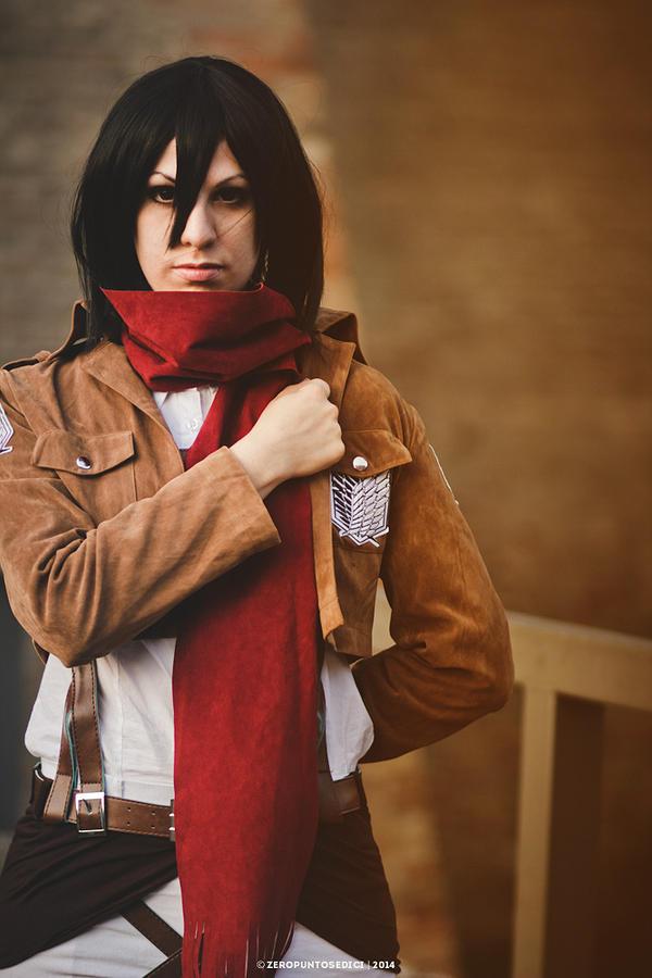 Mikasa by rotschwarze
