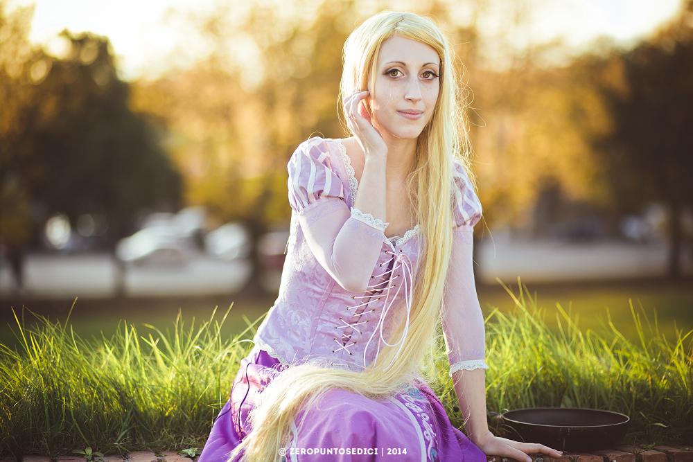 Rapunzel by rotschwarze