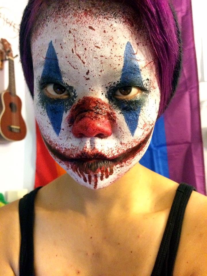 Creepy Clown by Insaneymaney