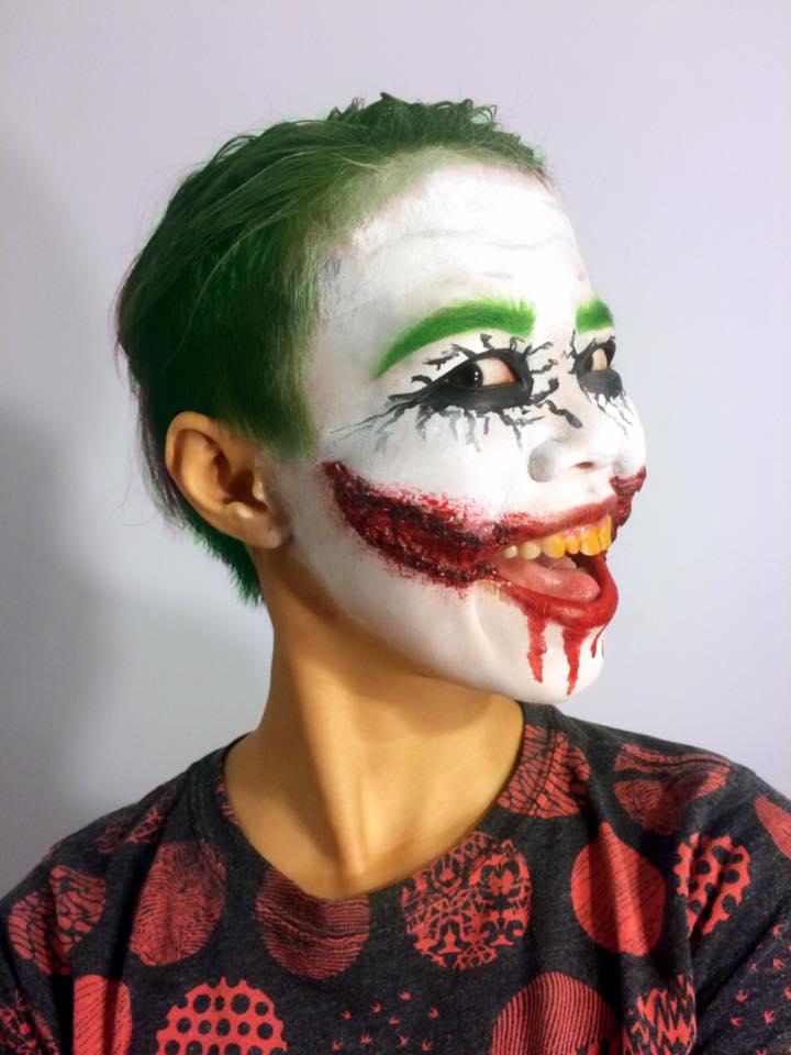 The Joker (Heath Ver) by Insaneymaney