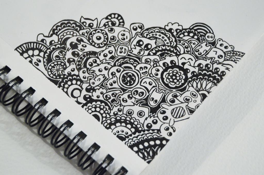 Doodles by WeyrsAhlen