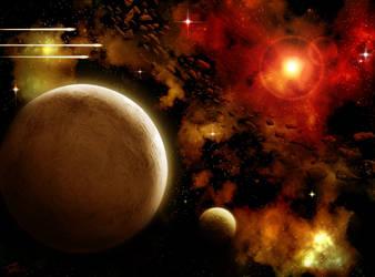 Unknown Star by ToRi-V