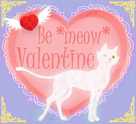 Be *meow* Valentine
