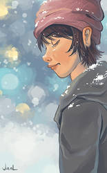 Snowlashes
