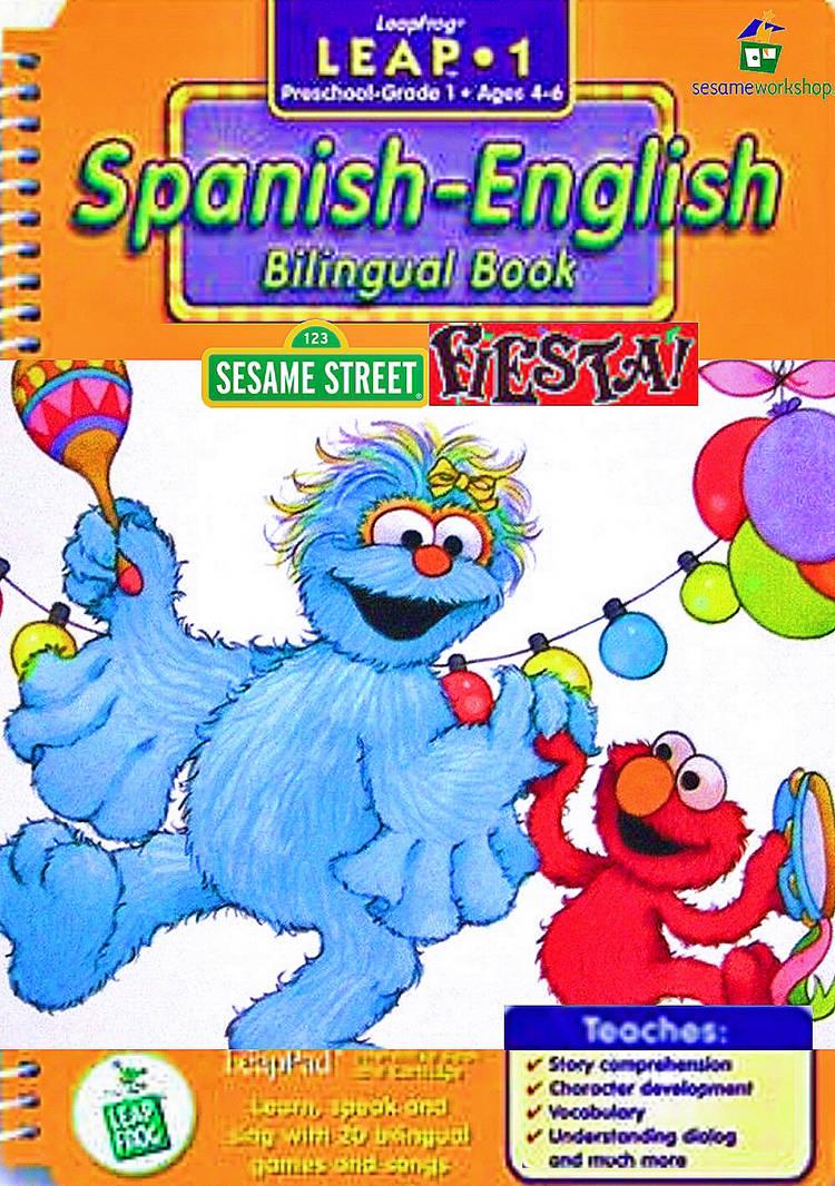Unused LeapPad games: Sesame Street: FIESTA! by smochdar on