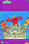 Unused LeapPad games: Happy Birthday, Elmo!