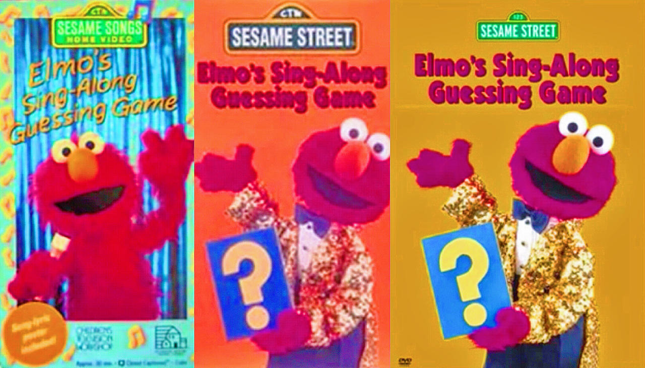 Blast From The Past Elmo S Singalong Guessing Game By Smochdar On Deviantart