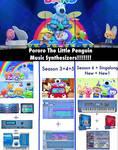 Unused LeapPad games: Sesame Street - Elmopalooza! by
