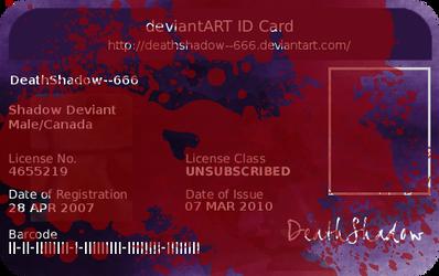 My ID by DeathShadow--666