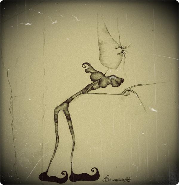 harlequin, buffoon. by bohemianpoets