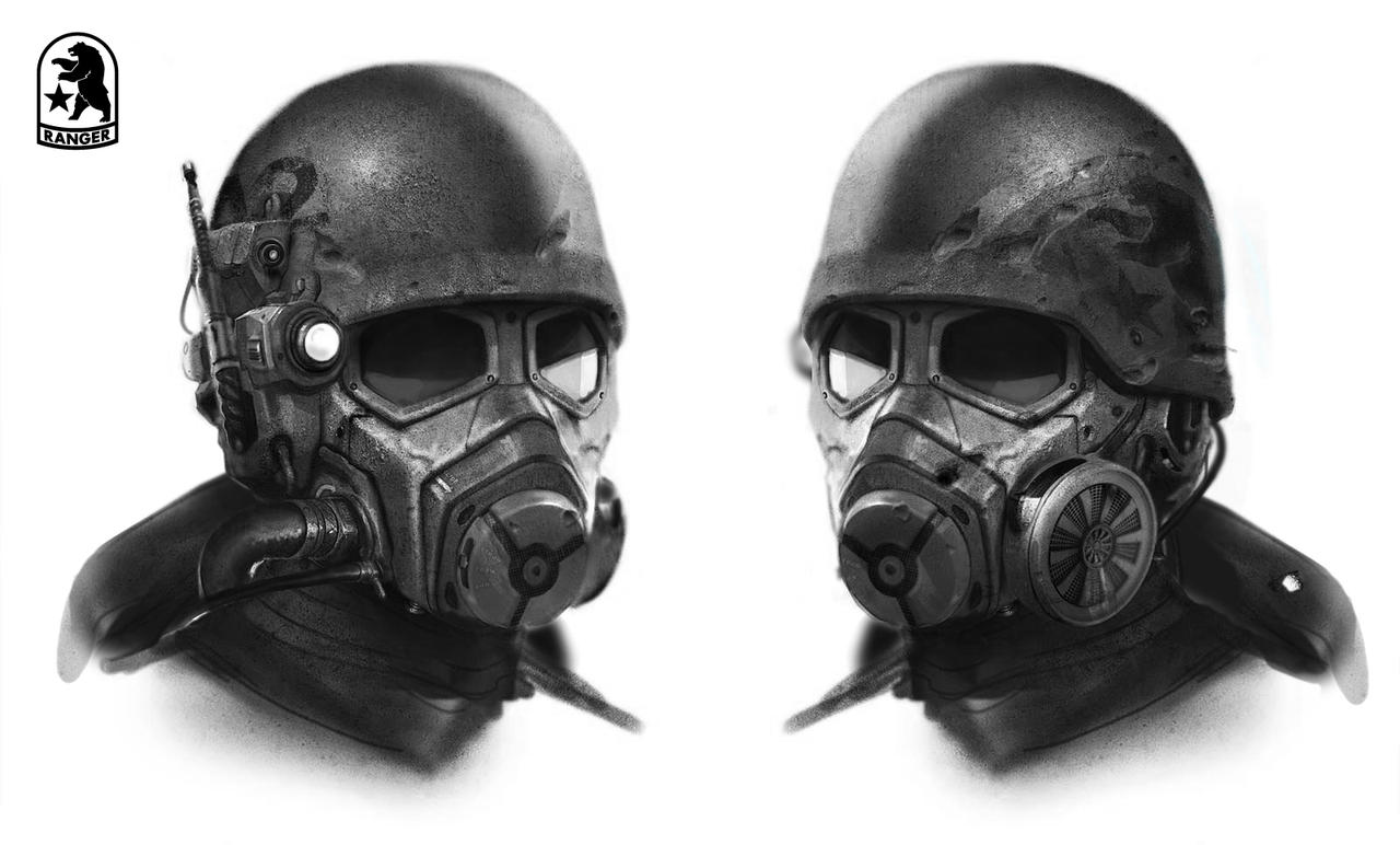 Fallout 4 Character Design Tips : Ranger and helmets on pinterest