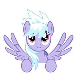 Cloudchaser by jolteonz9087