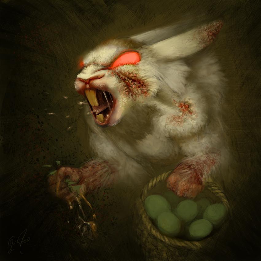 Bunny Gone Bad by Aquae