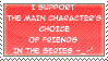Character's Choice stamp by Miho-Nosaka-stamps